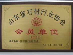 山東(dong)省石材行業協會(hui)