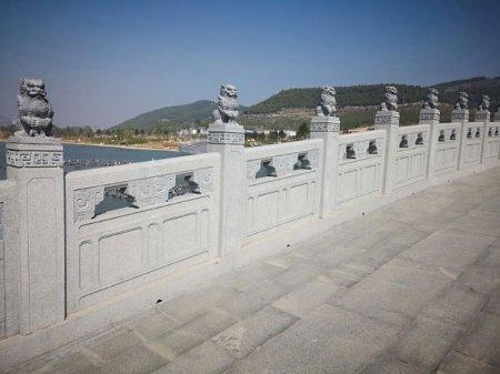 花崗岩石欄板(ban)雕刻圖